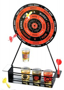 dart shots drinking game