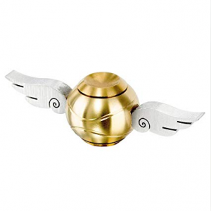harry potter golden snitch fidget spinner