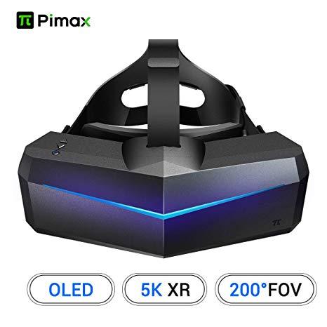 pimax 5k xr oled vr headset