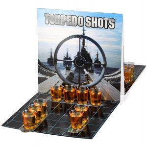 torpedo shots drinking game