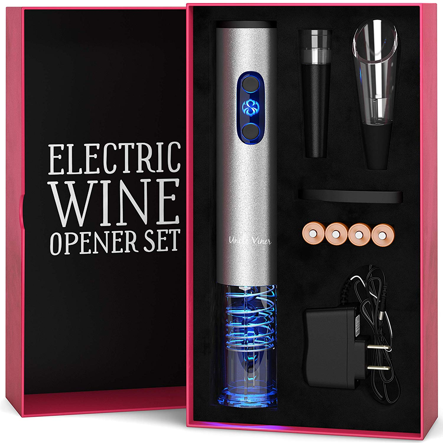 electric-wine-opener-set
