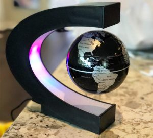 magnetic levitating floating globe levitation