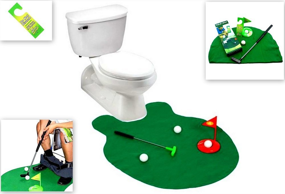 toilet golf games